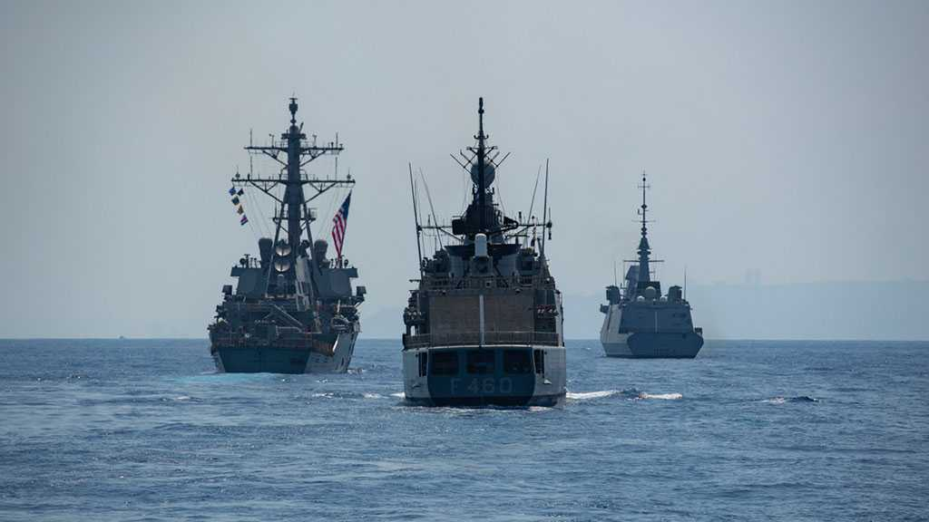 "US, ""Israeli"" Military Drill Simulates Ship Hijacking Amid Tensions"