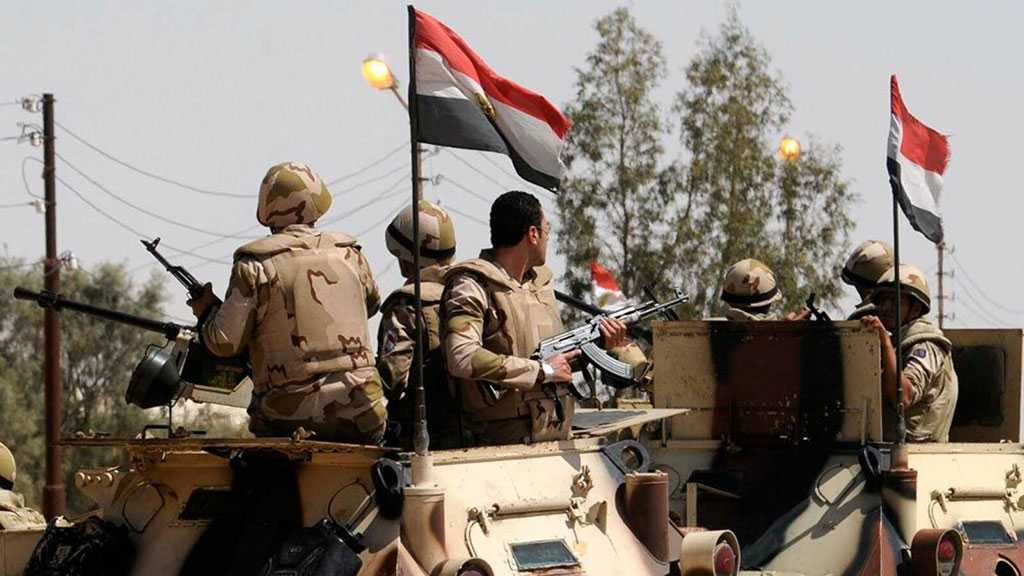 Egypt Security Forces Kill 11 Militants in Sinai