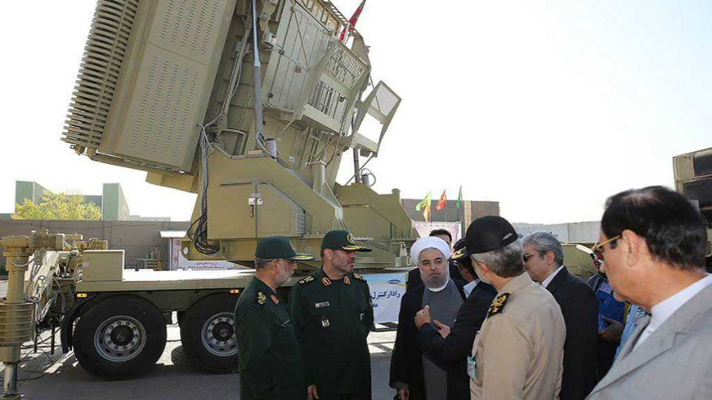 Iran Unveils New Homegrown Missile System on Defense Industry Day