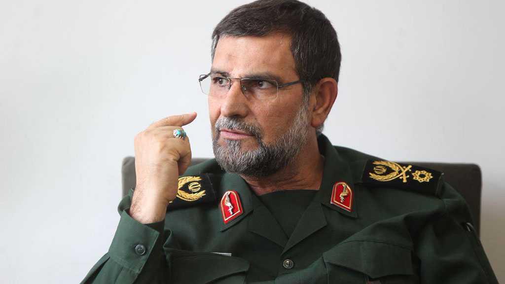 IRGC Cmdr.: Trans-Regional Forces Remain Under Constant Surveillance