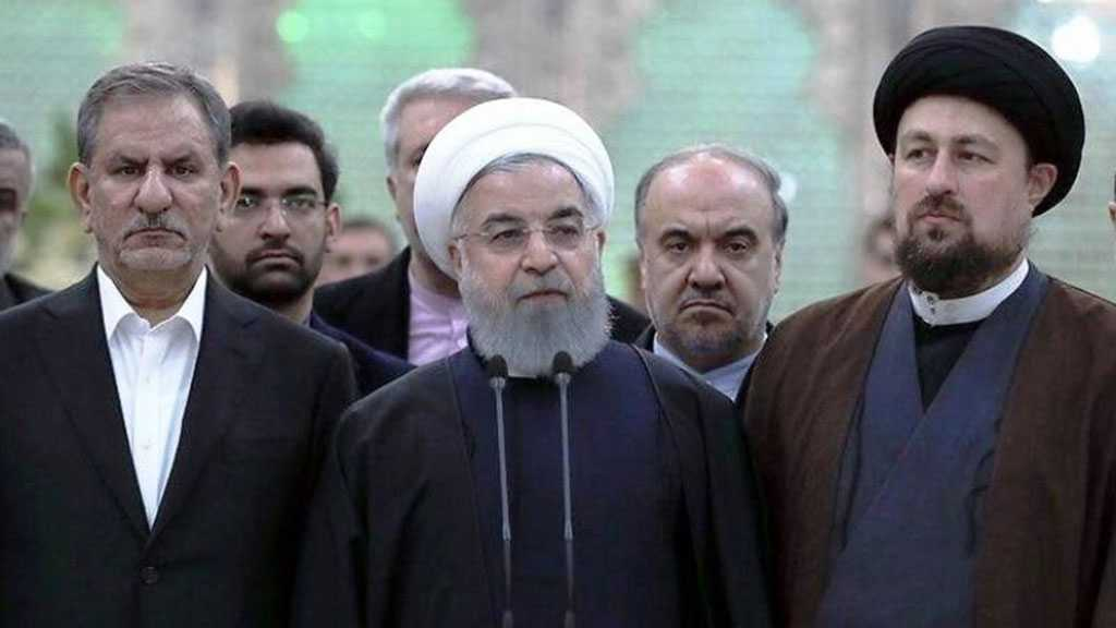Rouhani: Imam Khomeini's Thoughts Must Develop, Flourish