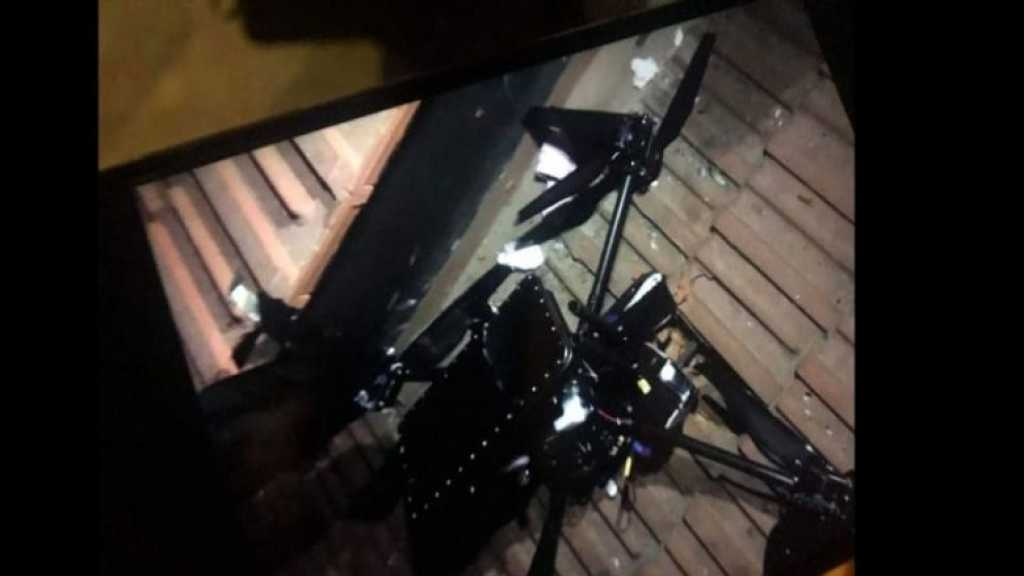 """Israel"" Breaches Lebanese Sovereignty: 2 Drones Fell, Explode over Dahyieh"