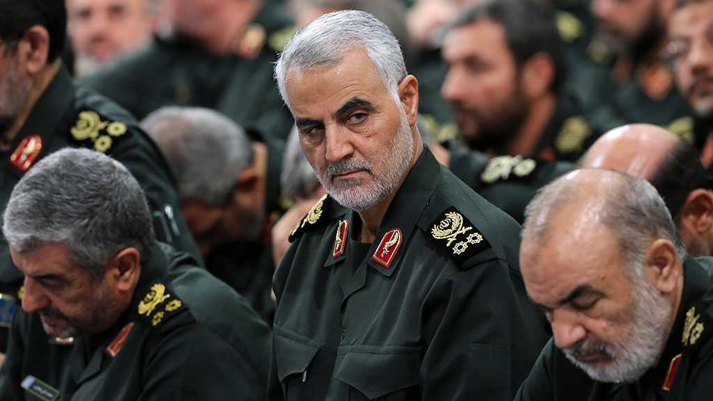 "Gen. Soleimani: ""Israel's"" Insane Ops Are Its Last Struggles"