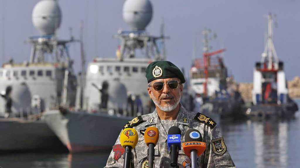 Iran's Most Advanced Destroyer Deployed to Gulf of Aden