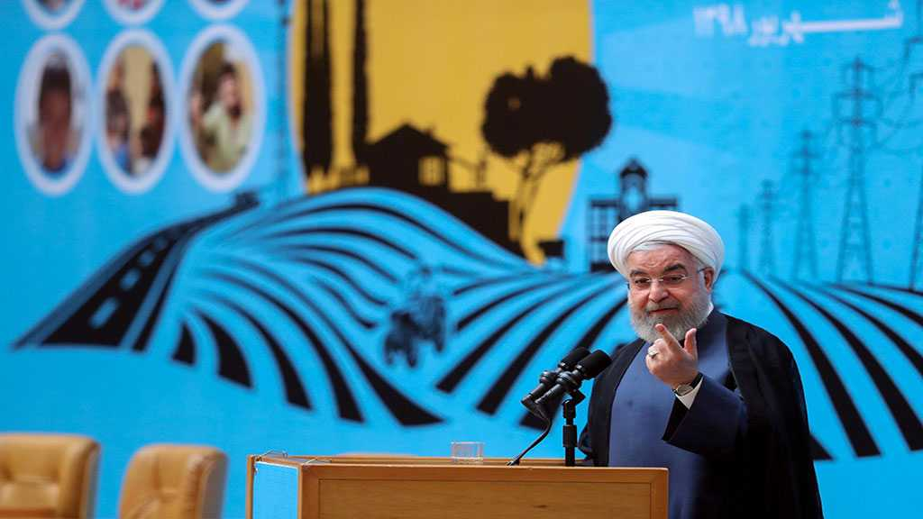 Rouhani: No Talks with US Unless Sanctions Lifted