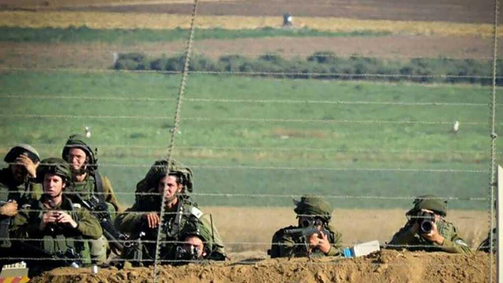 'Israeli' Army, Intelligence Alerted, Boosting Readiness along Lebanon Border
