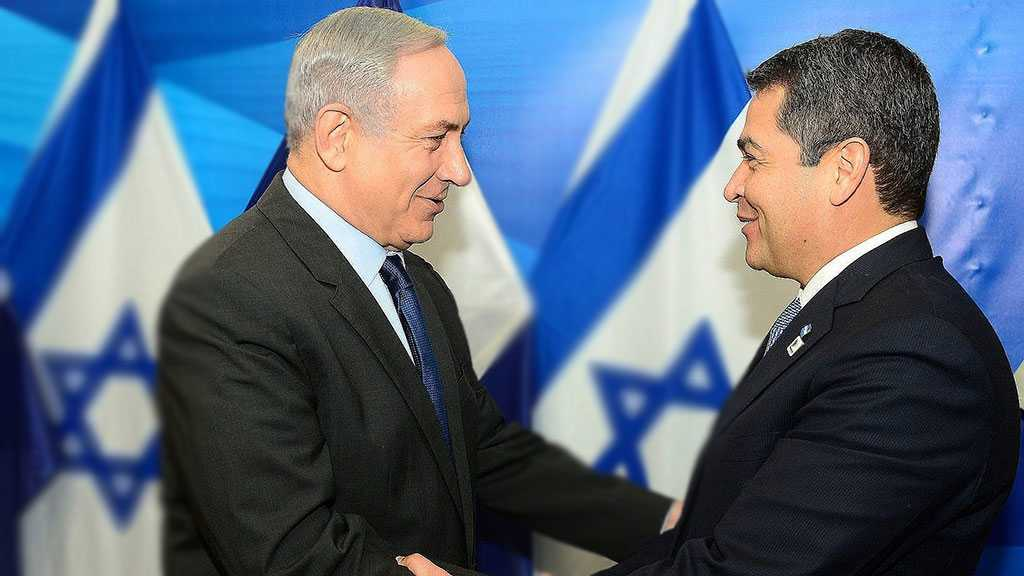 "Honduras Recognizes Al-Quds as ""Israel's"" Capital"