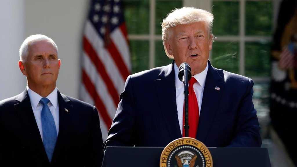 Trump Cancels Poland Visit as Hurricane Dorian Barrels towards US Southeast