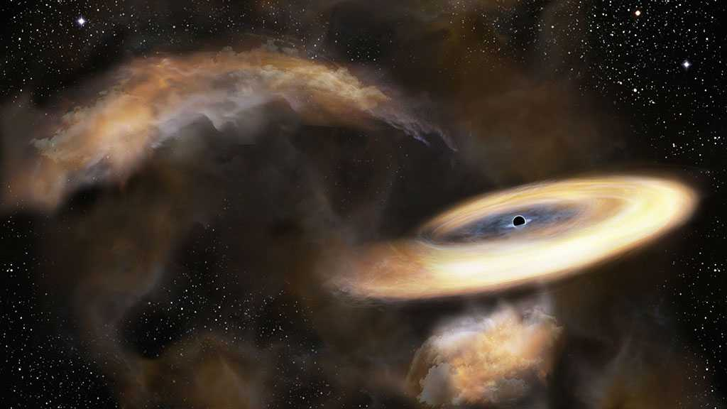 Millions of Black Holes Bouncing Around Galaxy after Being Booted At Birth
