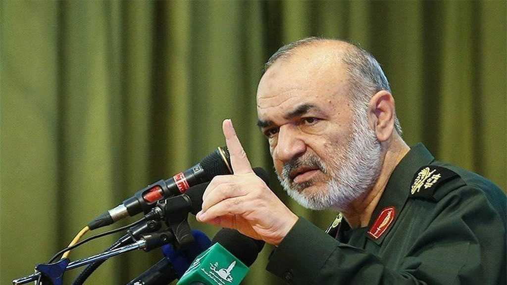 Iran to Continue Resistance against Enemy's Pressures: IRGC Commander