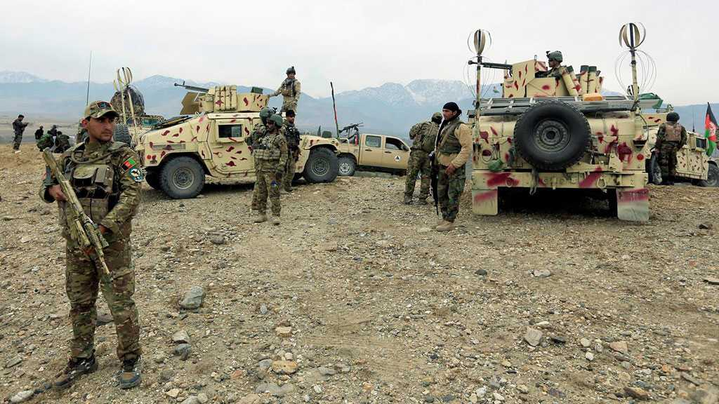 Taliban, Afghan Forces Clash in Northern Afghan City amid Peace Talks with US