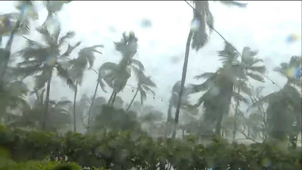 Hurricane Dorian: Category 5 Storm Pounds Bahamas, First Death Reported