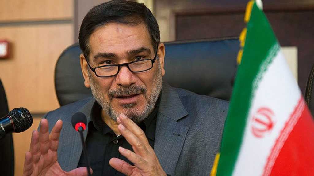 Shamkhani: Safeguarding Lebanon Interests Hezbollah's Main Approach