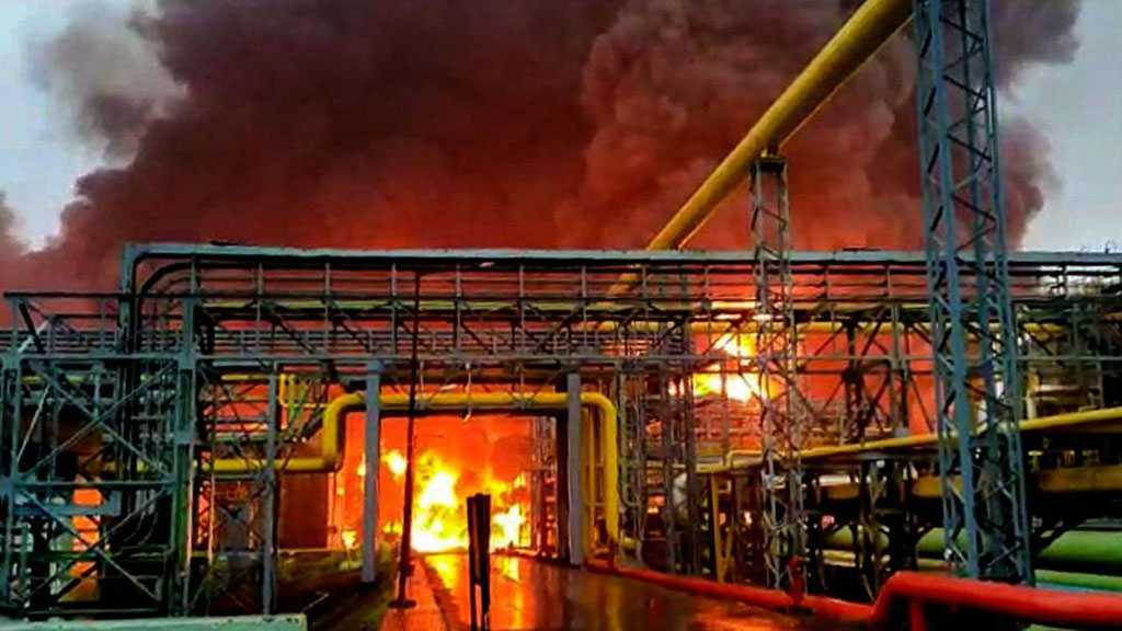 India: Number of Casualties in Massive Fire at Oil and Gas Processing Plant in Mumbai