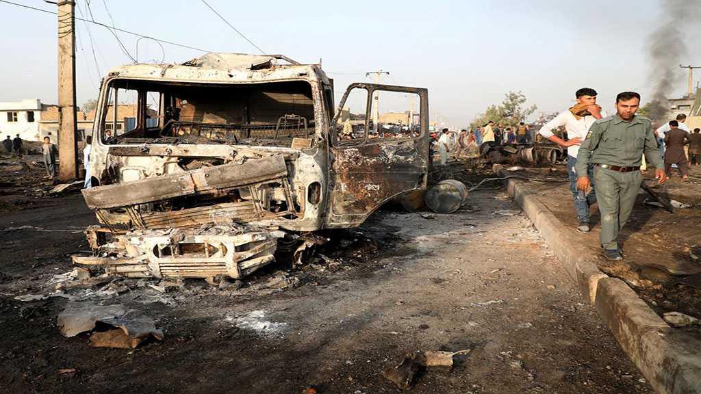 Afghanistan: Taliban Claims Kabul Blast as Draft Peace Deal Agreed