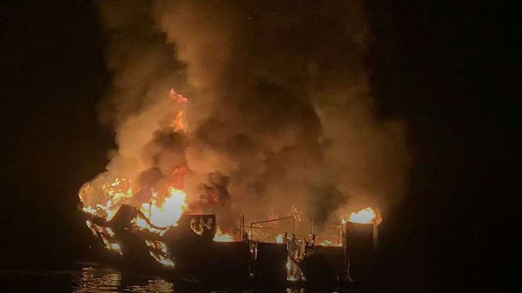 California Dive Boat Fire: Rescuers Locate at Least 25 Dead Bodies