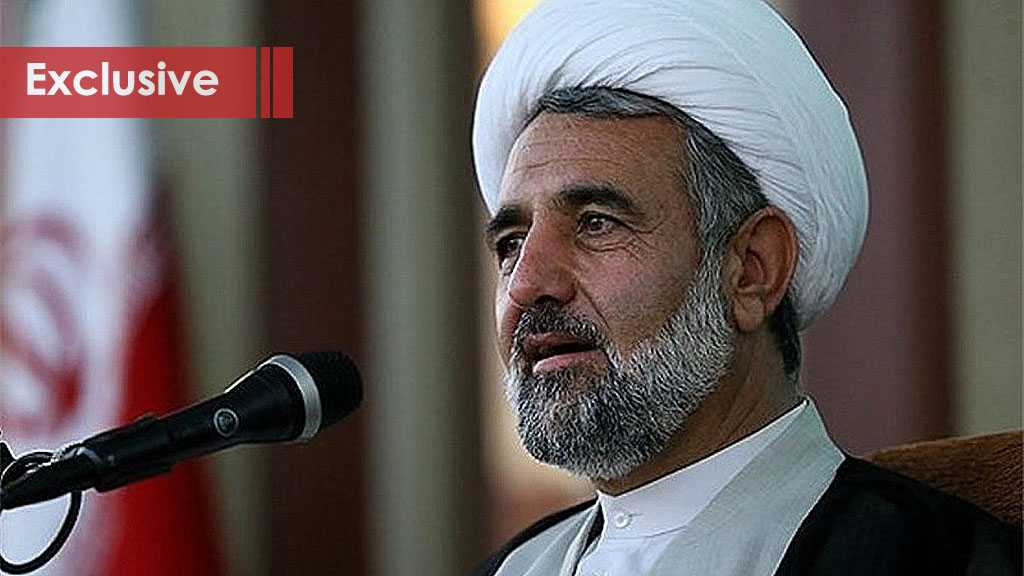 Chief of Iran's National Security Committee to Al-Ahed: The World's Oppressed Are Happy with Hezbollah's Operation
