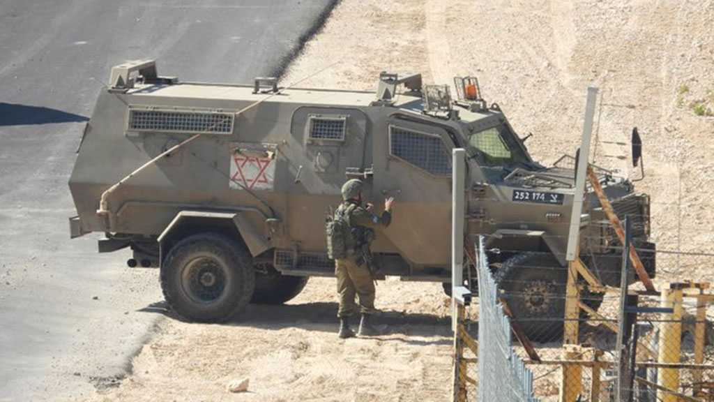 "A Bump on the Head! ""Israeli"" Soldier Seriously Injured after Peers Hurl Stone at Each Other"