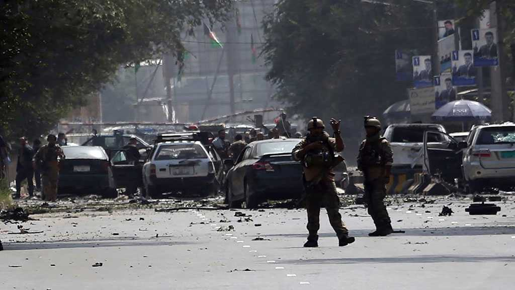 Afghanistan: At Least 5 Killed In Taliban-claimed Kabul Bomb Attack