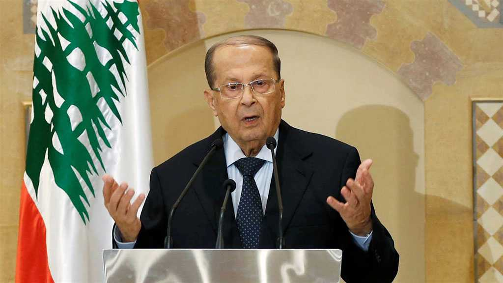 Lebanese President Aoun Warns 'Israel' of Consequences of any Attack
