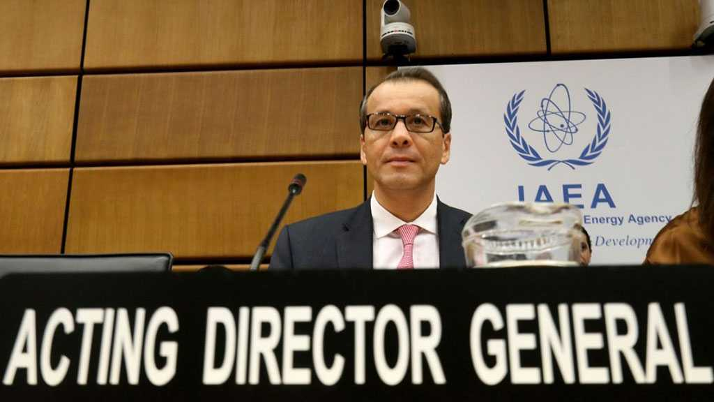 Acting IAEA Director to Meet With High-Level Iranian Officials