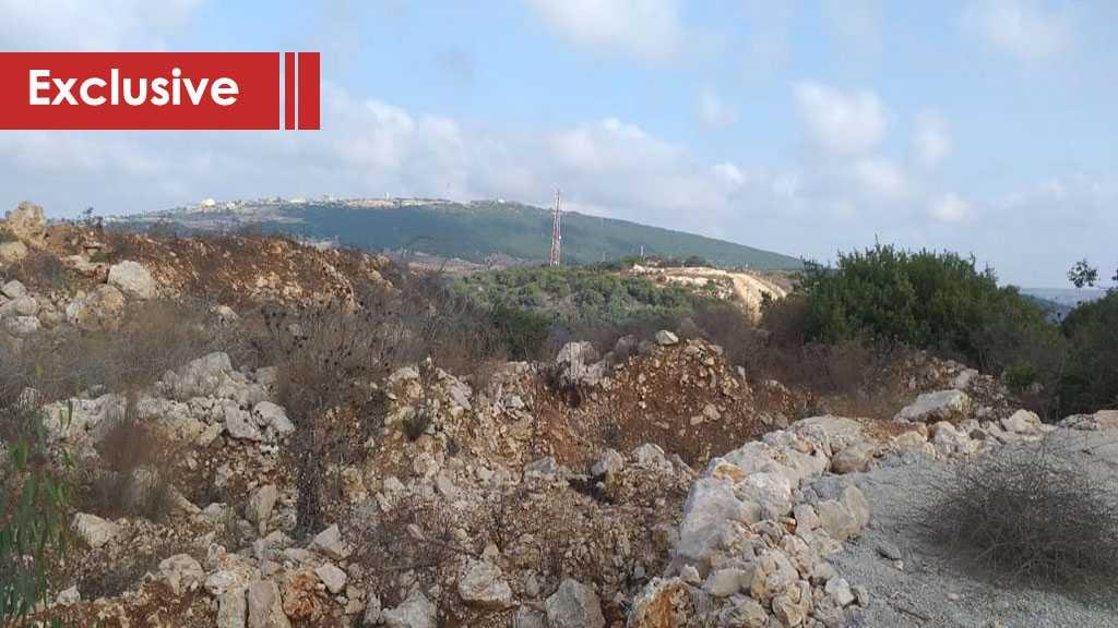 Where Hezbollah Shot Down the «Israeli» Spy Drone – Photos