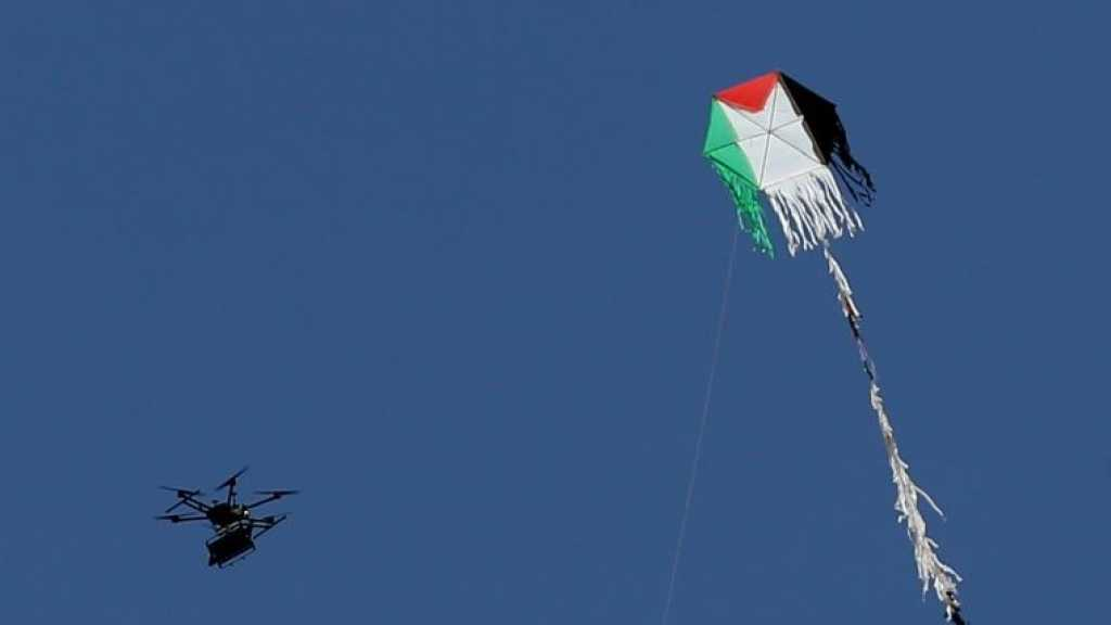 "Another Failure: New ""Israeli"" Drone Downed over Gaza"