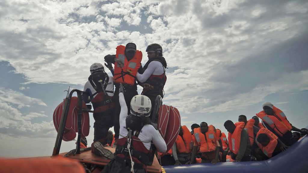 Rescue Boat with 82 Migrants Can Dock at Italian Isle