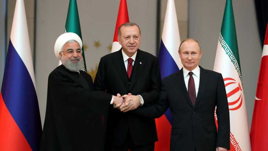 Rouhani: Illegal US Presence in Syria Threatens Region