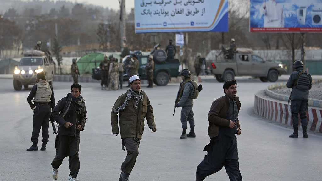 Suicide Bomber, Gunmen Hit Eastern Afghanistan Gov't Office