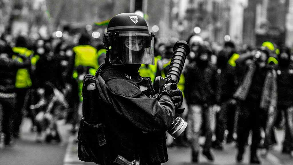 France: Thousands of Police Officers Deployed To Counter Yellow Vest Rallies