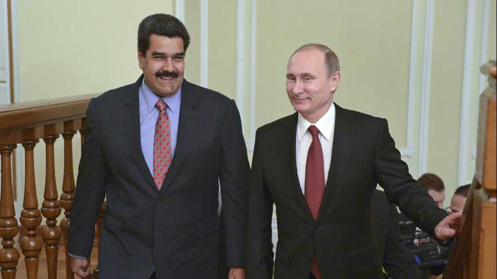 Maduro to Meet Putin in Russia on Official Visit 'In A Few Hours'