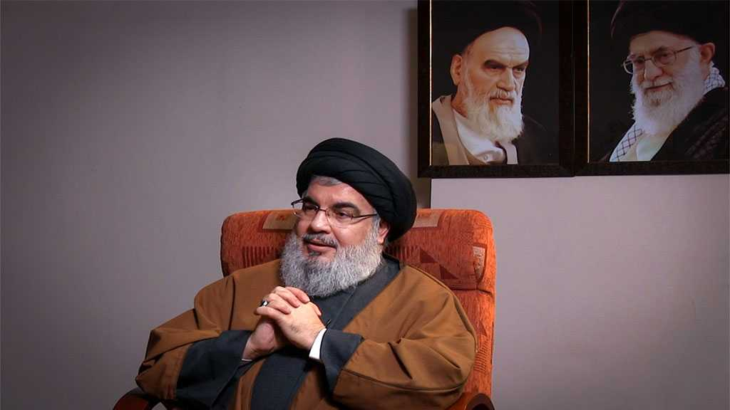 Sayyed Nasrallah's Interview  with Masseer Especial Journal [Part 1]