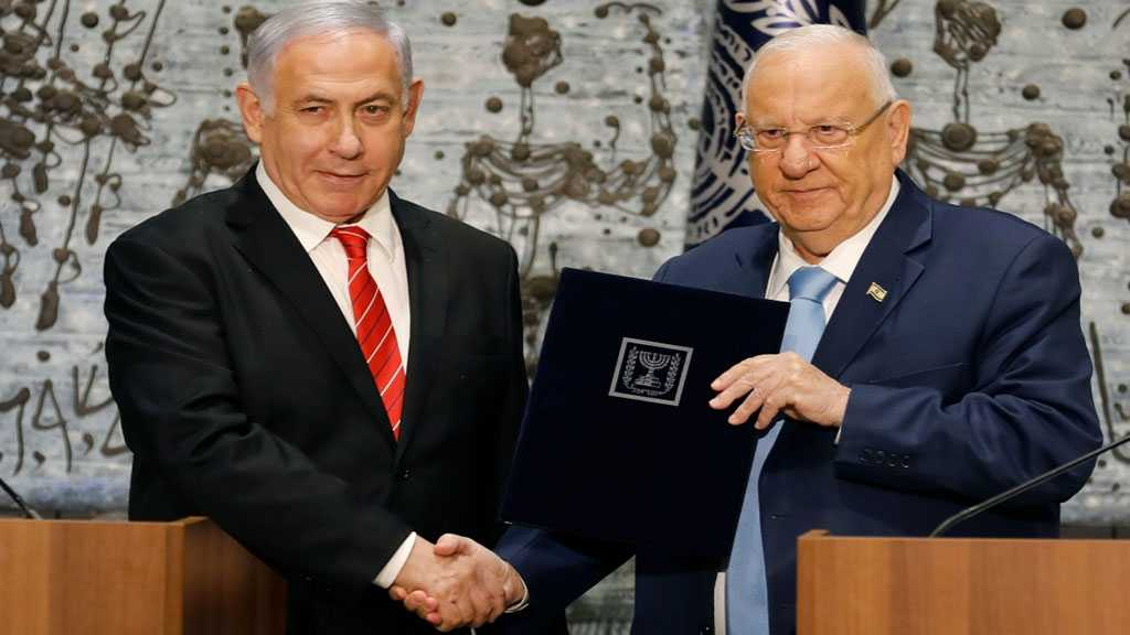 Rivlin Tasks Netanyahu with Formation of New 'Israeli' Government
