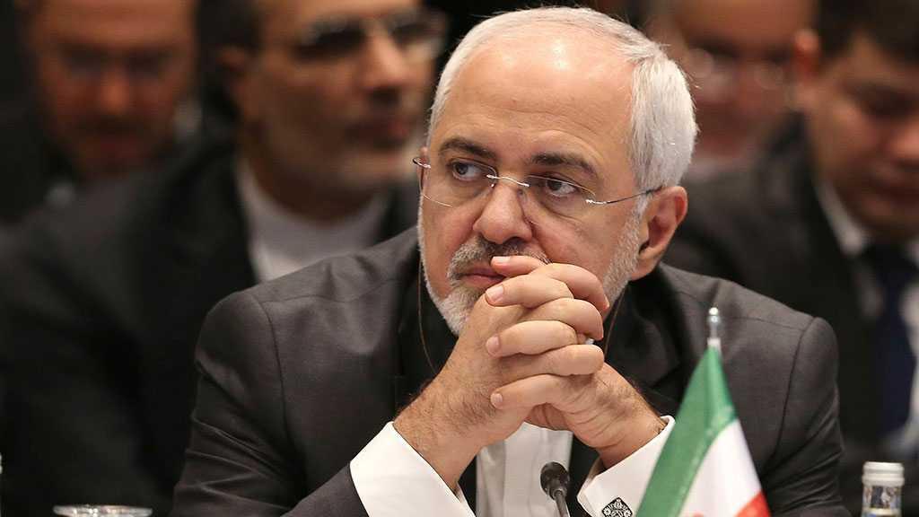 Zarif: Hormuz Initiative Guarantees Regional Security