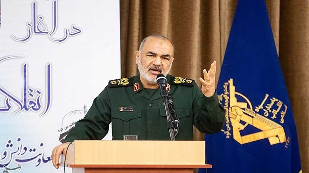 'Israel' On Its Way to Collapse - IRGC Chief
