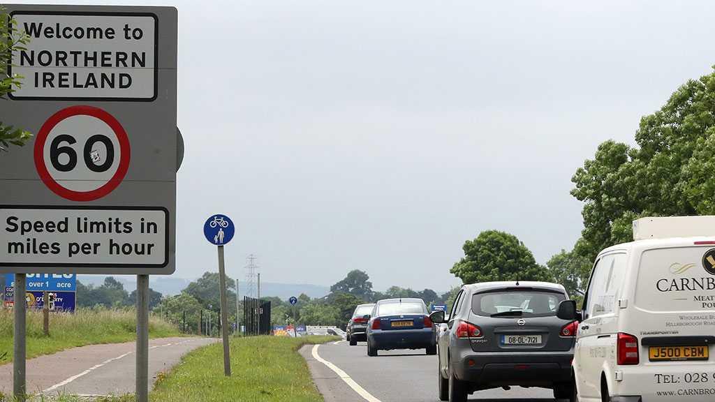 Boris Johnson: No Irish Border Posts, But Customs Checks Needed