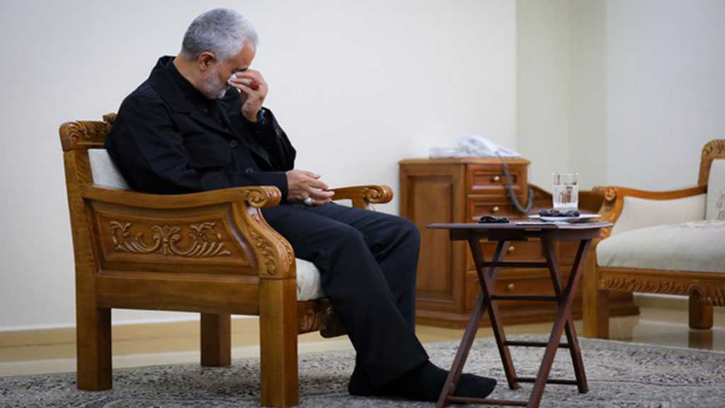 Soleimani Talks July 2006 War, Sayyed Nasrallah and Haj Imad Mughniyeh