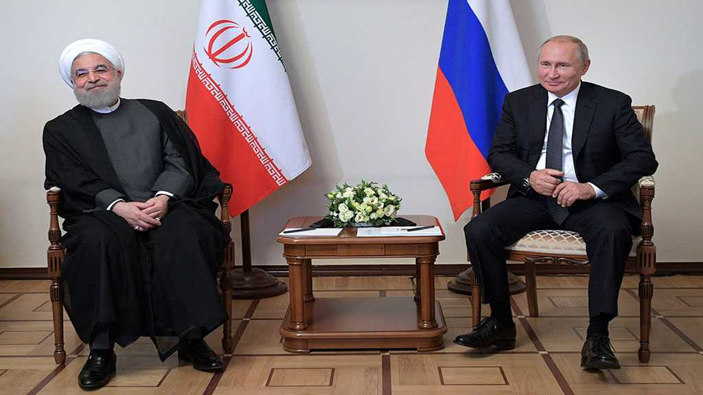 Putin, Rouhani Meet in Armenia: Hormuz Peace Initiative on Top