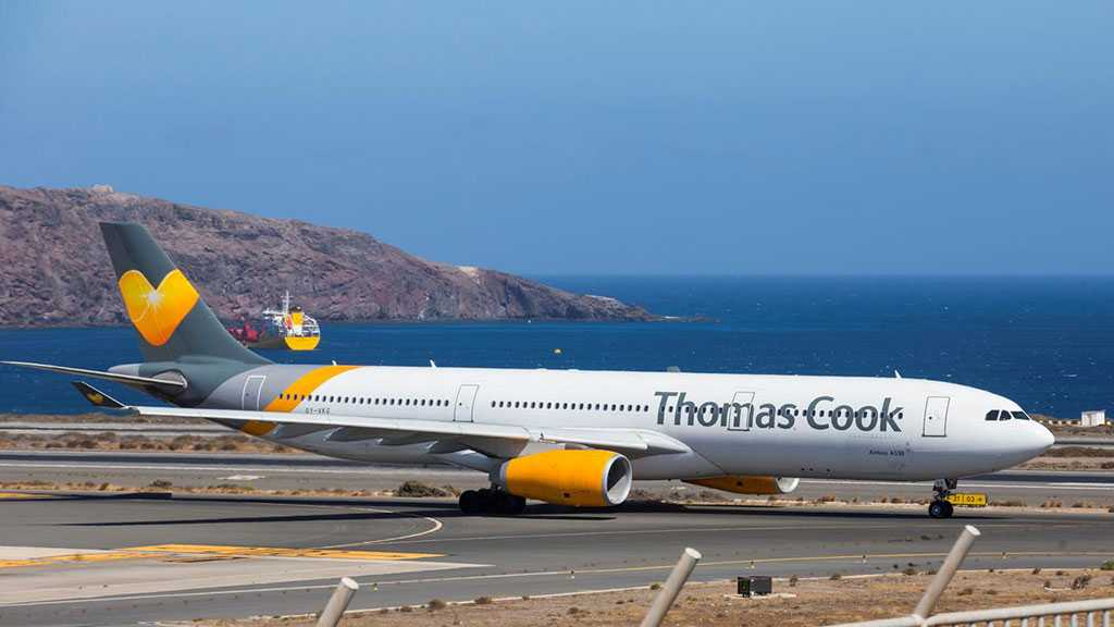 UK to Fly Back 5k People after Thomas Cook Collapse