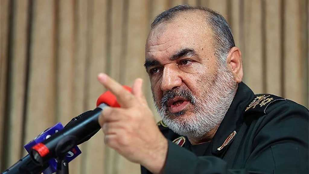IRGC Chief Cmdr.: Any New War Will Lead to «Israel's» Annihilation