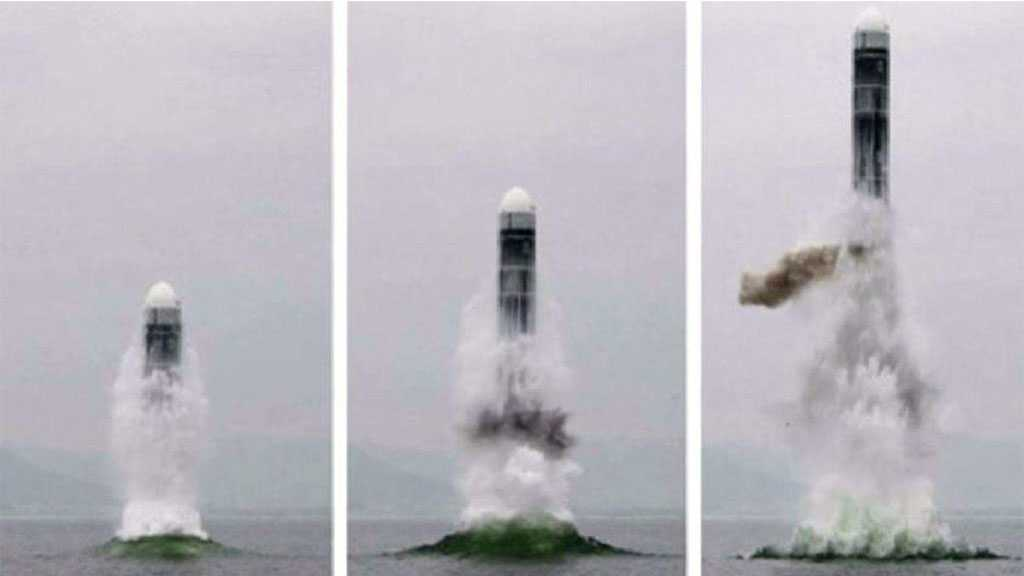 N Korea Says Missile Test Was «New» Submarine-Based Launch
