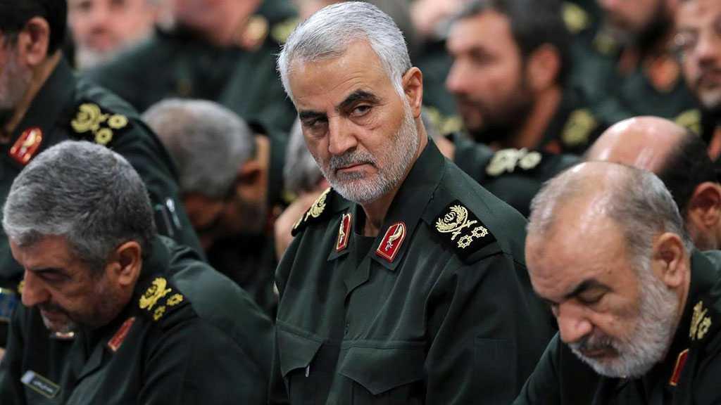 Iran Foiled Arab-«Israeli» Plot to Assassinate IRGC Gen. Soleimani