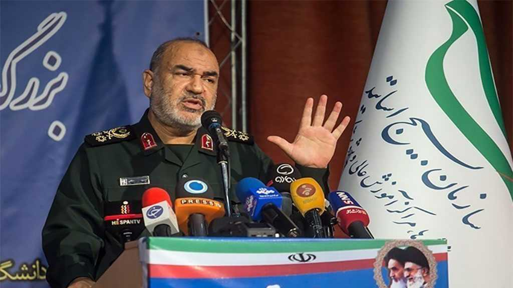 Power of Iran Forces Enemies Not to Speak of Military Option - IRGC Chief