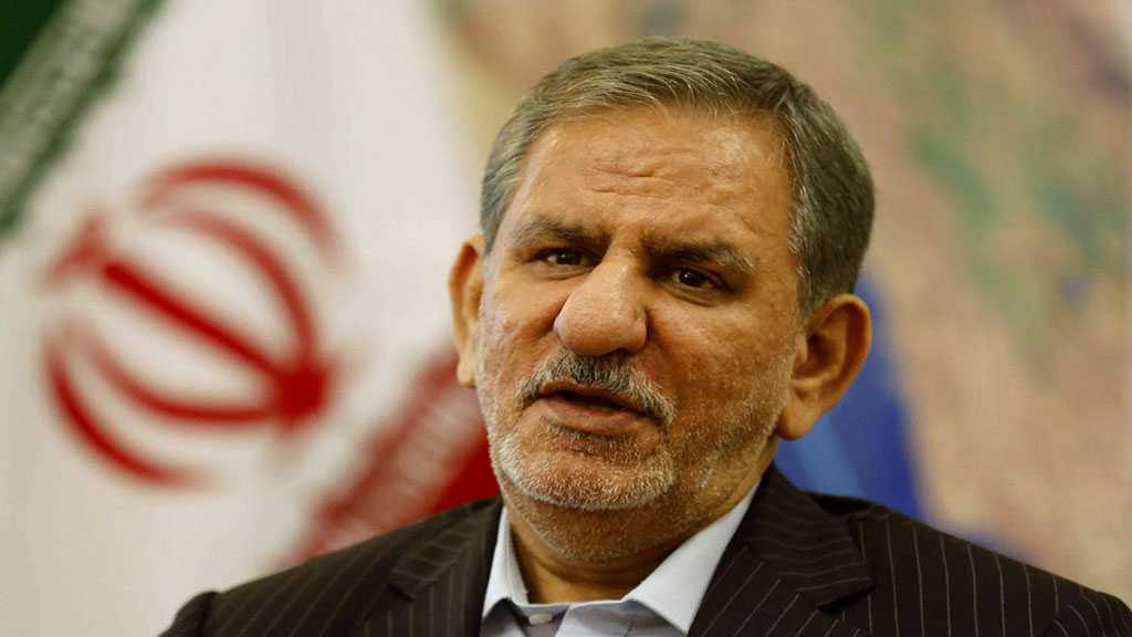 Iran's VP: Enemies' Sanctions Have Been Defeated