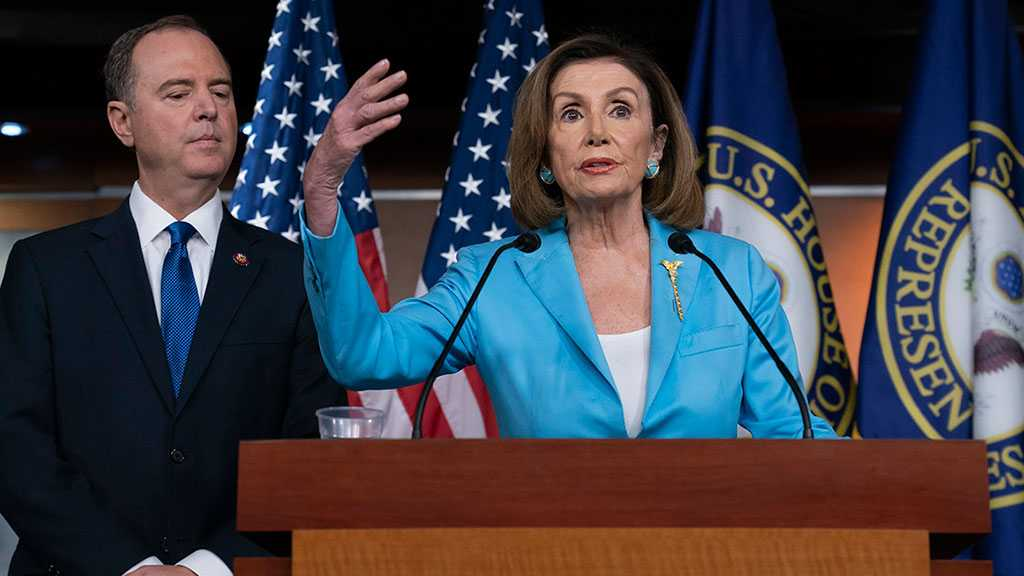 Trump Accuses Pelosi & Schiff of Treason, Should Be Impeached