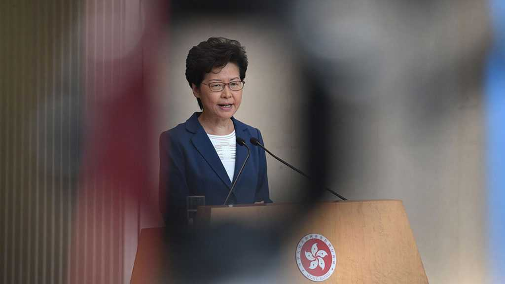 Hong Kong Chief Warns Military Could Step In if Situation «Becomes Bad»