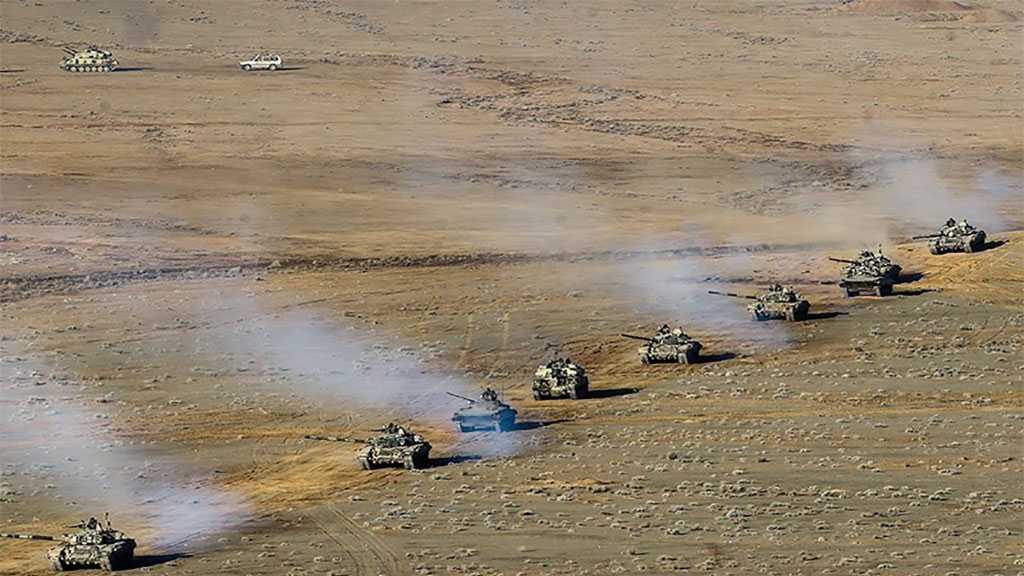 Iranian Army Launches Drill in Azerbaijan Province