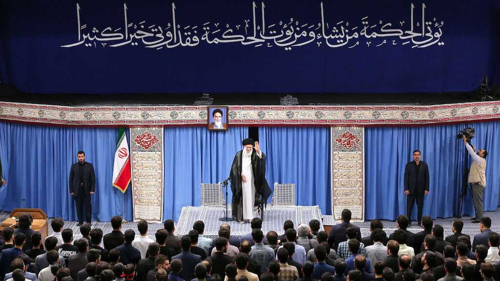 Imam Khamenei: Although We Could, We've never Approached Nukes for They Are Forbidden by Religion