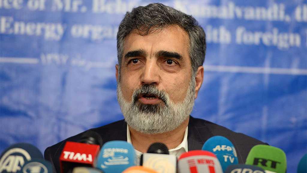Iran's Stockpile of Enriched Uranium, Centrifuges Growing - AEOI